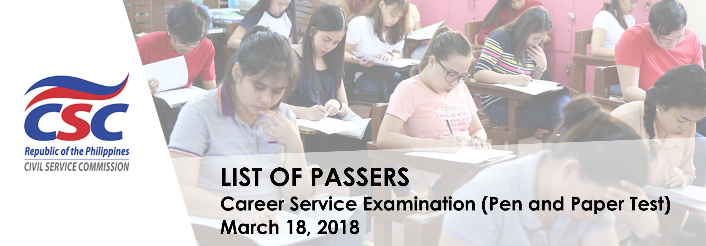 List of Passers CSE PPT March 18,2018